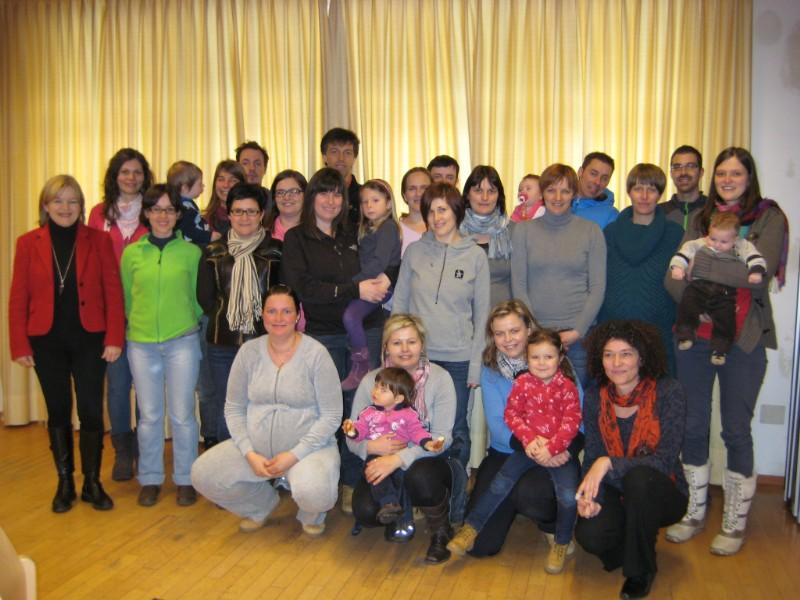 Das Eltern-Kind-Zentrum Gais wurde am 28. Jänner 2012 gegründet.